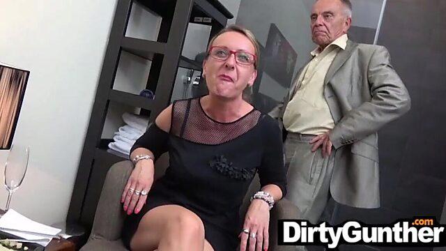 Old secretary