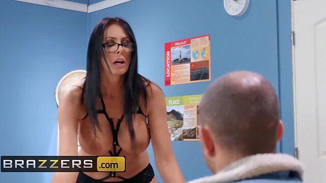 big boob teacher