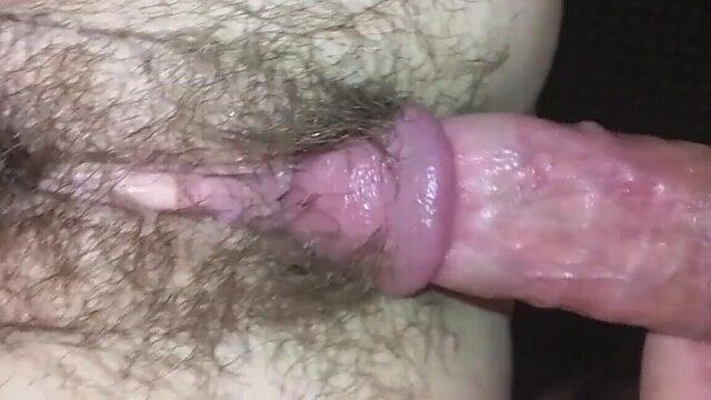 Cum inside vagina