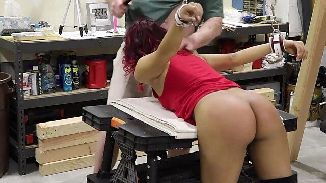 blowjob bondage