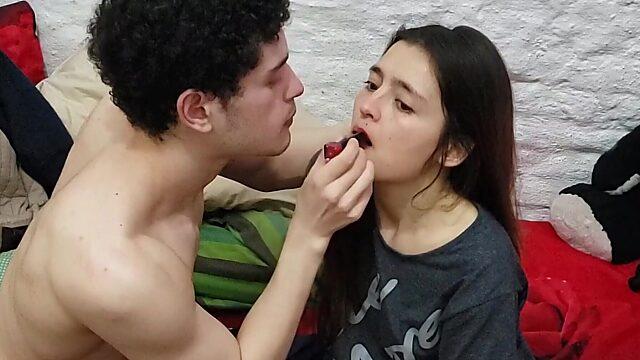 Romatic sex