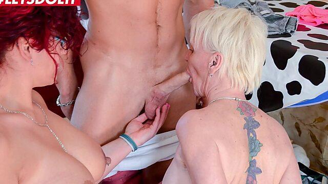 pierced mature