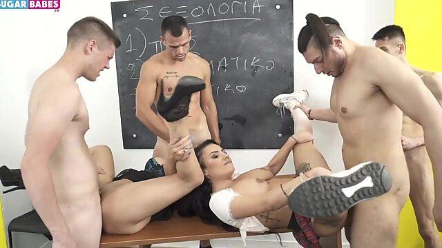 greek anal