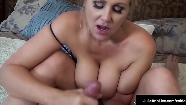 Julia Ann bbc