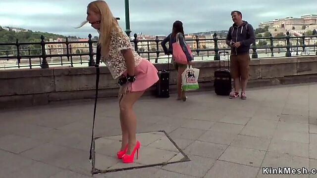 butt plug public