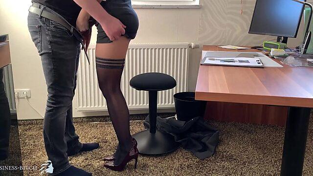 woman boss