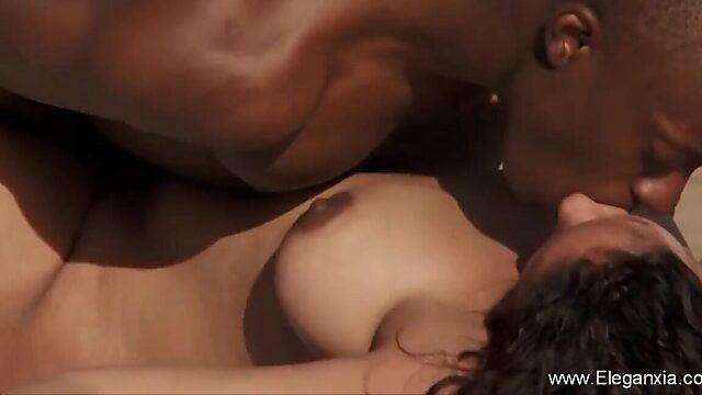 Erotic striptease
