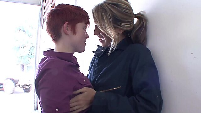 Lesbian sedution